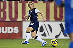 15 December 2012: Rachel Buehler (USA). The United States Women's National Team played the China Women's National Team at FAU Stadium in Boca Raton, Florida in a women's international friendly soccer match. The U.S. won the game 4-1.
