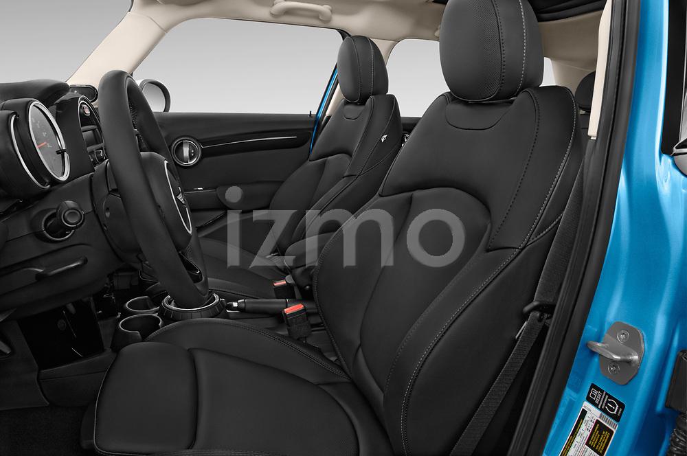 Front seat view of 2017 MINI Cooper S 5 Door Hatchback Front Seat  car photos