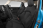 Front seat view of 2017 MINI Cooper S 5 Door Hatchback Front Seat  car photos