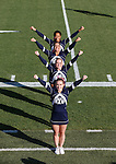 1310-77 240<br /> <br /> 1310-77 Cheer Squad Action, cheerleaders, smiling, standing, line.<br /> <br /> October 25, 2013<br /> <br /> Photo by Mark A. Philbrick/BYU<br /> <br /> &copy; BYU PHOTO 2013<br /> All Rights Reserved<br /> photo@byu.edu  (801)422-7322