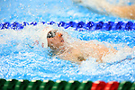 Rio de Janeiro-10/9/2016-Canadian swimmer Alec Elliot competes in the men's 100m backstroke final at the 2016 Paralympic Games in Rio. Photo Scott Grant/Canadian Paralympic Committee