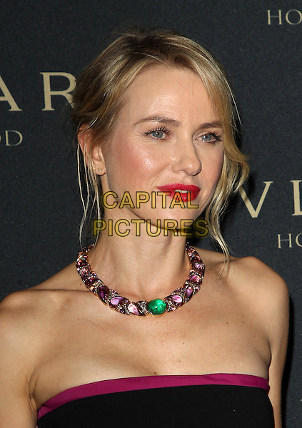 West Hollywood, CA - FEBRUARY 25: Naomi Watts Attending BVLGARI Presents &quot;Decades Of Glamour&quot;, Held at Soho House California on February 25, 2014. Photo Credit:Sadou/UPA/MediaPunch<br /> CAP/MPI/SAD/UPA<br /> &copy;Sadou/UPA/MediaPunch/Capital Pictures
