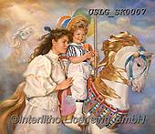 CHILDREN, KINDER, NIÑOS, paintings+++++,USLGSK0007,#K#, EVERYDAY ,Sandra Kock, victorian