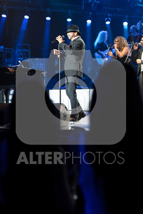 El Barrio in Concert at Royal Theater in Madrid, July 27, 2015.<br />  (ALTERPHOTOS/BorjaB.Hojas)