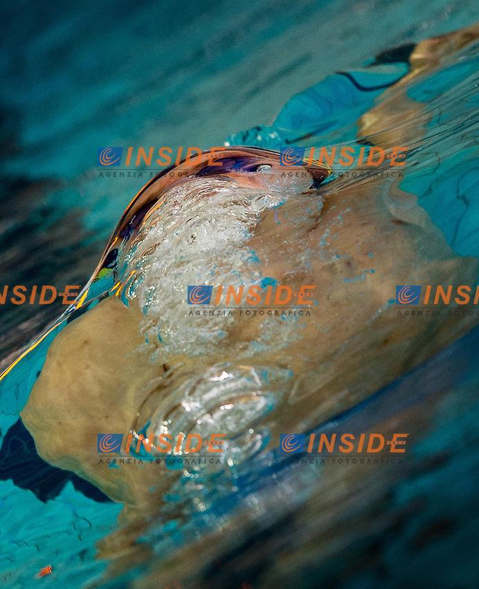 Damiano Lestingi, Aniene.200 dorso uomini.Campionati Italiani Assoluti Nuoto Primaverili.Riccione  9 - 13/04/2013.Day03 - heats.Photo Giorgio Scala/Deepbluemedia/Insidefoto