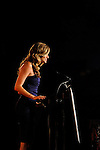 Erin Andrews was MC at.Making Headway Foundation's  Holly's Angels .gala at Cipriani in New York City.   The benefit honored the memory of Holly Lind.  Making Headway provides medical and social services for pediatric brain and spinal chord cancer patients and their families.
