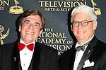 LOS ANGELES - APR 24: David Michaels, Bob Mauro at The 42nd Daytime Creative Arts Emmy Awards Gala at the Universal Hilton Hotel on April 24, 2015 in Los Angeles, California