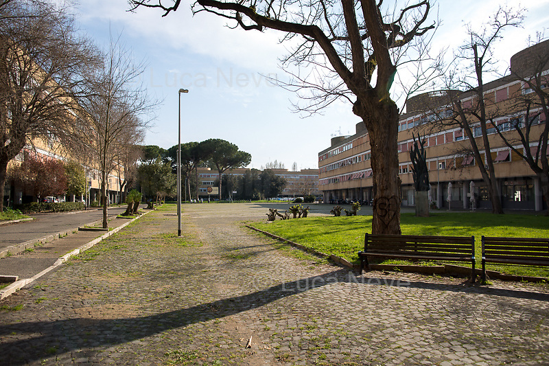 Piazza Jan Palach.<br />