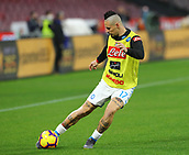 2nd February 2019, Stadio San Paolo, Naples, Italy; Serie A football, Napoli versus Sampdoria; Marek Hamsik of Napoli