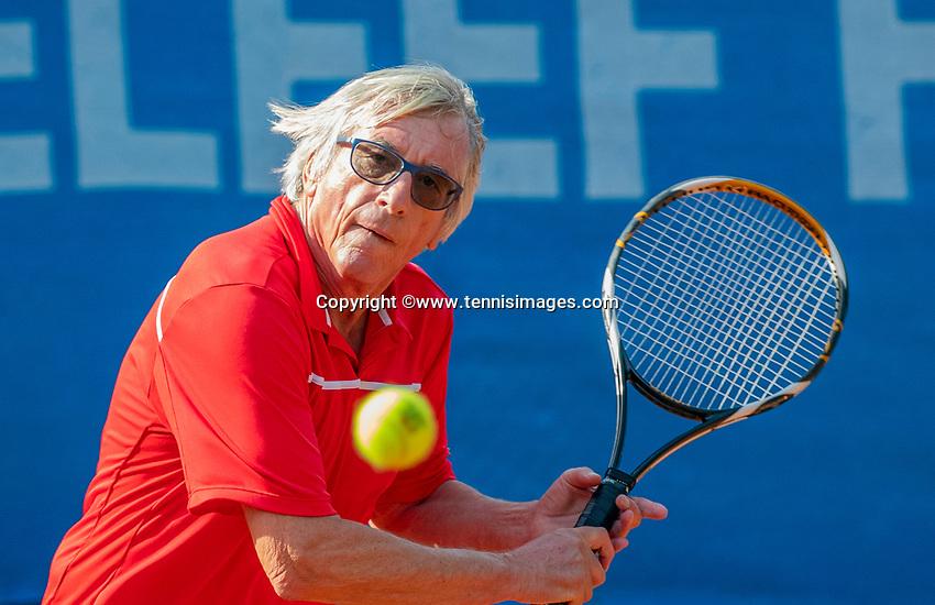 Hilversum, The Netherlands,  August 23, 2019,  Tulip Tennis Center, NSK, Willemjan Gutschmidt (NED)<br /> Photo: Tennisimages/Henk Koster