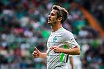 05.08.2017, Weser Stadion, Bremen, FSP, SV Werder Bremen (GER) vs FC Valencia (ESP) , <br /> <br /> im Bild | picture shows<br /> Fin Bartels (SV Werder Bremen #22), <br /> <br /> Foto © nordphoto / Rauch
