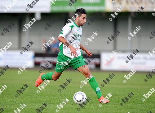 2012-08-09 / Voetbal / seizoen 2012-2013 / Dessel Sport / BILICAN HUSEYIN..Foto: Mpics.be