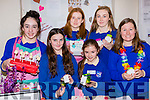 St Brigids Presentation school students selling their products at the school craft fair on Monday l-r: Emma Quirke, Cheyeme Maye, Shauna White, Lorna Breen, Caithlin Kerin and Eve Coffey