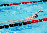 """Los Altos Mountain View Aquatic Club end of season """"Fly 'till you Die"""" event was held recently at the Foothill College pool"""