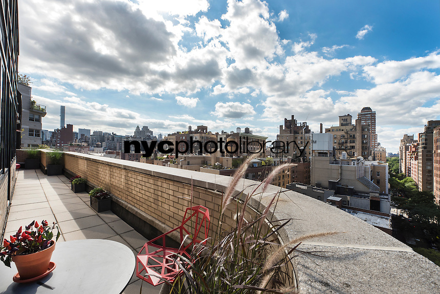 Roof Deck at 150 East 85th Street