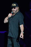 WEST PALM BEACH, FL - AUGUST 06: Hank Williams Jr. performs at The Perfect Vodka Amphitheater on August 6, 2016 in West Palm Beach Florida. Credit: mpi04/MediaPunch