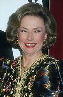 Joan Ganz Cooney, 1990, Photo By Michael Ferguson/PHOTOlink