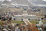Utah State Capitol building,<br />