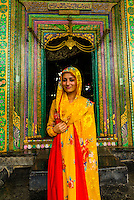 India-Kashmir-Srinagar-Shah Hamden Shrine