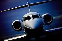 Gulfstream G550 Business Jet.