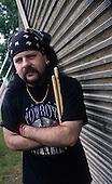 PANTERA: Dimebag Darrell Abbott: 1994.Photo Credit: Eddie Malluk/AtlasIcons.com