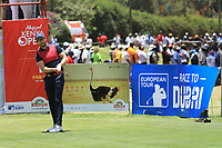 Kalle Samooja (FIN) in action during the final round of the Magical Kenya Open presented by ABSA played at Karen Country Club, Nairobi, Kenya. 17/03/2019<br /> Picture: Golffile | Phil Inglis<br /> <br /> <br /> All photo usage must carry mandatory copyright credit (&copy; Golffile | Phil Inglis)