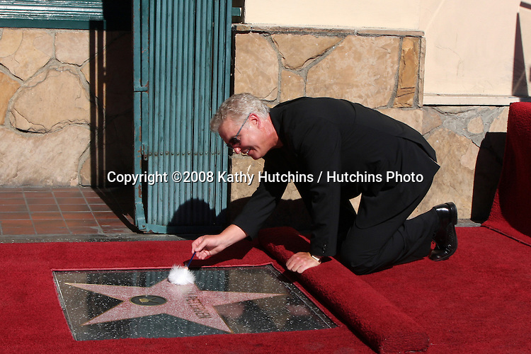William Petersen at  the Hollywood Walk of Fame Star Ceremony for WIlliam Petersen in front of Musso's & Franks Resturant in Los Angeles, CA on .February 3, 2009.©2008 Kathy Hutchins / Hutchins Photo..