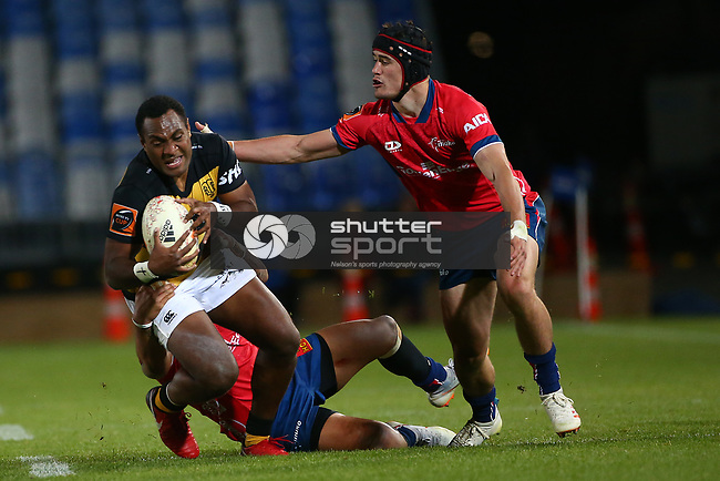 NELSON, NEW ZEALAND - SEPTEMBER 14: during the round five Mitre 10 Cup match between Tasman and Taranaki on September 14, 2018 in Nelson, New Zealand. (Photo by Evan Barnes/Getty Images)