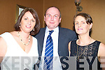 SOCIAL: Mary Mangan,Richard and Mary Allen who had a good time at the Lee-Strand Social on Saturday night in Ba;llyugarry House Hotel & Spa, Tralee.................................. ....