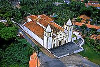 Igreja da Sé em Olinda, Pernambuco. 1996. Foto de Renata Mello.