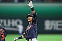 Nobuhiro Matsuda (JPN), .MARCH 2, 2013 - WBC : .2013 World Baseball Classic .1st Round Pool A .between Japan 5-3 Brazil .at Yafuoku Dome, Fukuoka, Japan. .(Photo by YUTAKA/AFLO SPORT) [1040]