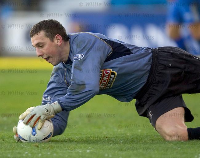 Graeme Smith, Kilmarnock.stock season 2004-2005.pic willie vass
