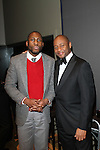 Michael Mwenso and Bradford Marsalis Attend The National Endowment for the Arts 2013 Jazz Masters Awards Ceremony & Concert In Partnership with Jazz at Lincoln Center Held at Dizzy's Club Coca-Cola, NY 1/14/13