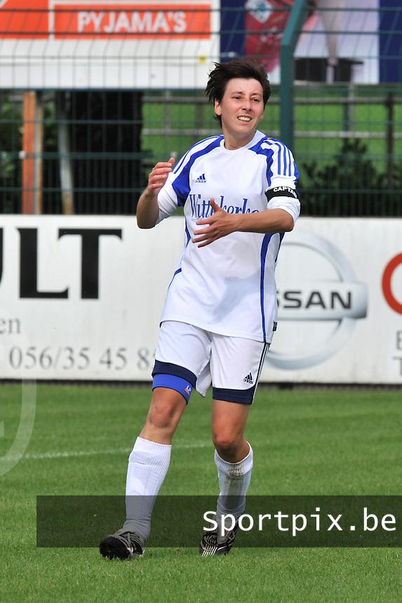 Rassing Harelbeke - RSC Anderlecht :  Sarina Heirbaut.fotografe Joke Vuylsteke - vrouwenteam.be