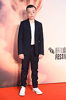 "Lewin Lloyd<br /> arriving for the ""Aeronauts"" screening as part of the London Film Festival 2019 at the Odeon Leicester Square, London<br /> <br /> ©Ash Knotek  D3523 07/10/2019"