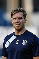 Johnny Mullins of Luton Town ahead of the Sky Bet League 2 match between Luton Town and Newport County at Kenilworth Road, Luton, England on 16 August 2016. Photo by David Horn.