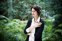 | Katja Petrowskaja - Novelist |<br /> client: Der Spiegel - Germany
