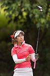 Golfer Nattagate Nimitpongkul of Thailand during the 2017 Hong Kong Ladies Open on June 10, 2017 in Hong Kong, China. Photo by Marcio Rodrigo Machado / Power Sport Images