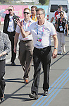 November 12 2011 - Guadalajara, Mexico:  CEO Henry Storgaard as he tours the Athletes Village at the 2011 Parapan American Games.  Photos: Matthew Murnaghan/Canadian Paralympic Committee