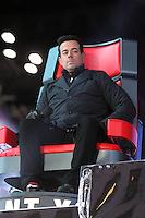 NEW YORK, NY DECEMBER 31: Carson Daly at New Year's Eve 2013 in Times Square in New York City. December 31, 2012. New York City. Credit: RW/MediaPunch Inc.