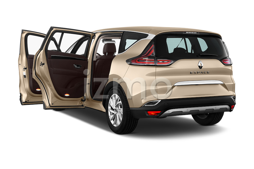 Car images of 2015 Renault Espace Intens 5 Door Minivan Doors
