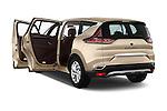 Car images of 2015 Renault Espace Intens 5 Door Minivan Doors