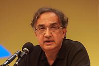Sergio Marchionne, amministratore delegato FIAT