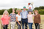 Doreen O'Sullivan, Ingrid Koefoed, Rebecca Durkin, Cllr Dan McCarthy, Karen O Mahony and Mairead Robinson at the Templenoe/Blackwater Sport