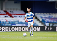 11th July 2020; The Kiyan Prince Foundation Stadium, London, England; English Championship Football, Queen Park Rangers versus Sheffield Wednesday; Luke Amos of Queens Park Rangers