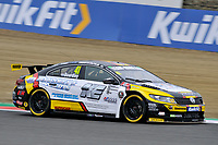 2019 British Touring Car Championship. Round 1. #41 Carl Boardley. RCIB Insurance with Fox Transport. Volkswagen CC.