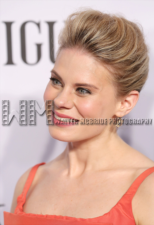 Celia Keenan-Bolger attending the The 68th Annual  The Tony Awards at Radio City Music Hall on June 8, 2014 in New York City.