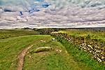 Hardrians' Wall Northumberland