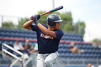 Cesar Valero is an infielder from Foothills Composite High School in Calgary, AB, Canada committed to Oregon State.
