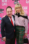 "James L. Nederlander and Margo Nederlander attending the Broadway Opening Night Performance of  ""Mean Girls"" at the August Wilson Theatre Theatre on April 8, 2018 in New York City."